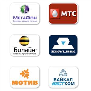 Операторы сотовой связи Городищ