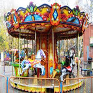 Парки культуры и отдыха Городищ