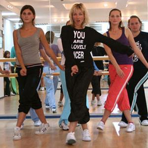 Школы танцев Городищ