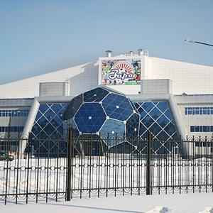 Спортивные комплексы Городищ