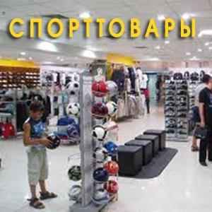 Спортивные магазины Городищ