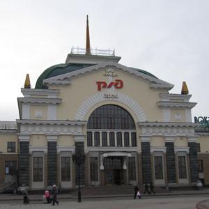 Железнодорожные вокзалы Городищ