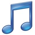Апрель - иконка «музыка» в Городищах